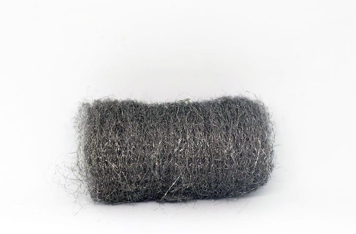 will steel wool scratch chrome