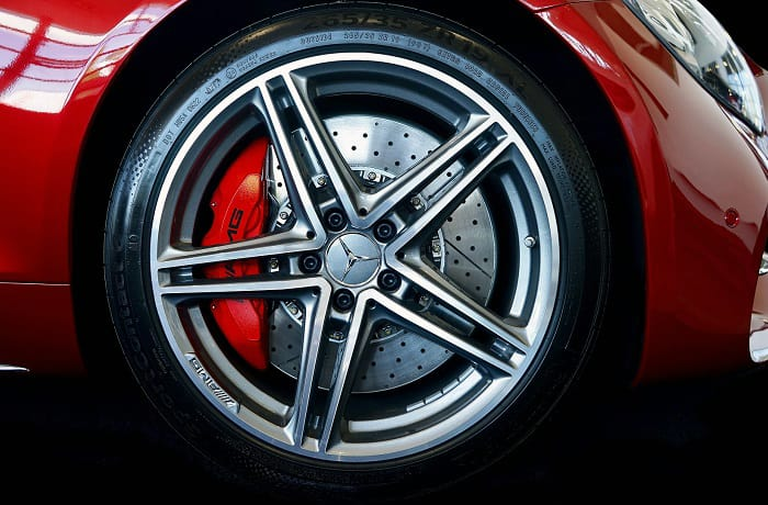 how to tell if rims are aluminum or alloy