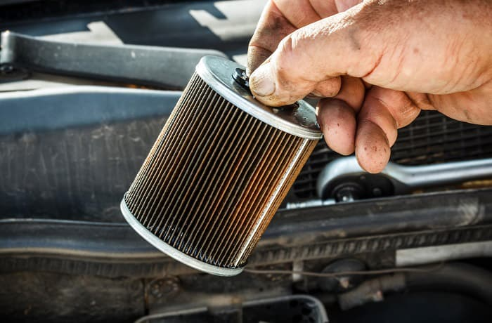 does fuel filter size matter