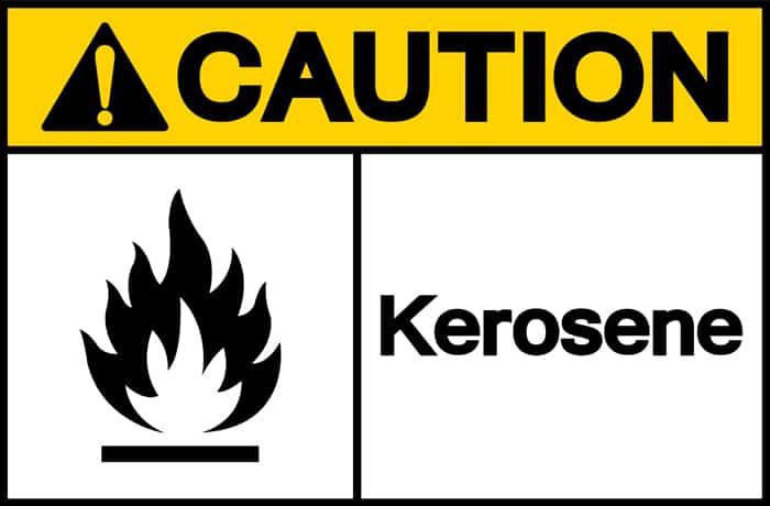 will kerosene damage car paint