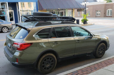 4 Common Problems With Subaru Outback Roof Rack (Explained)