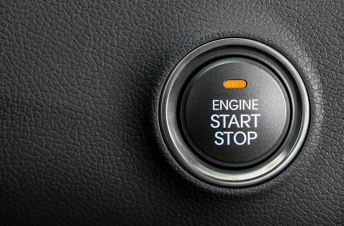 kia push button start problems