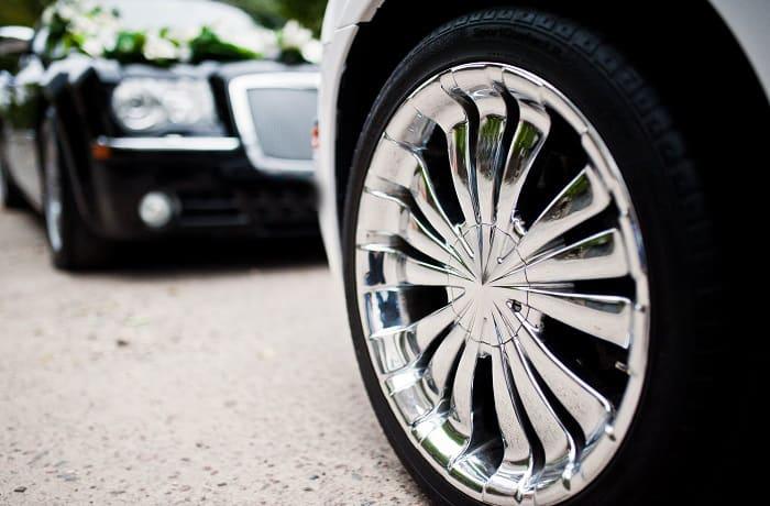 chrome vs silver wheels