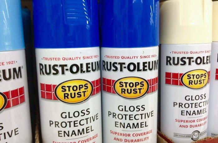 Rustoleum vs Dupli-Color